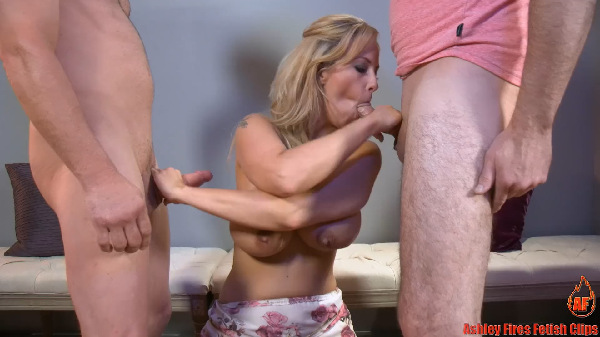 Ashley Fires Fetish Clips - My Three Sons - Modern Taboo Family - Krystal Star