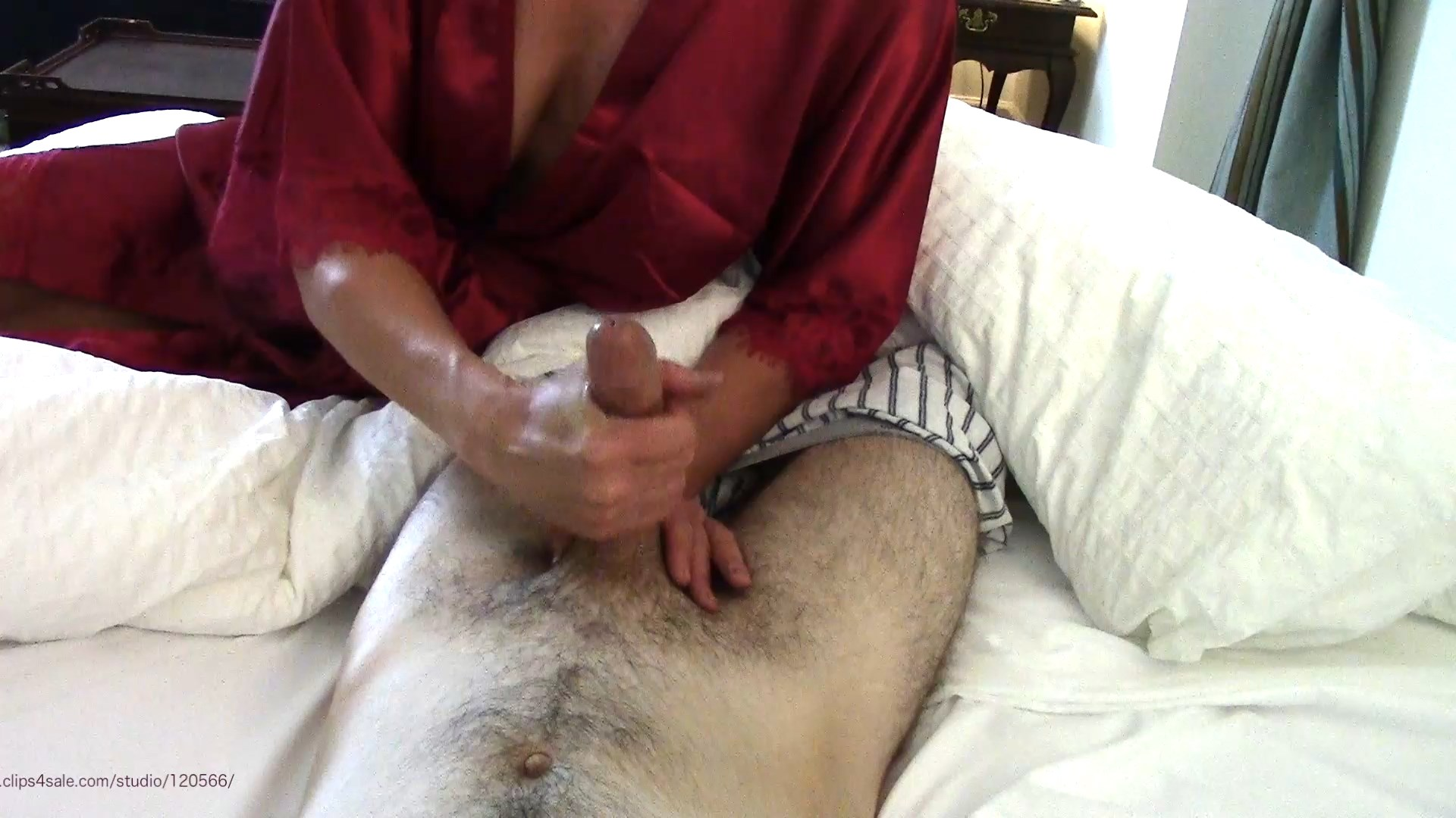 Cum for Mommy - Mommy's Before School Milking