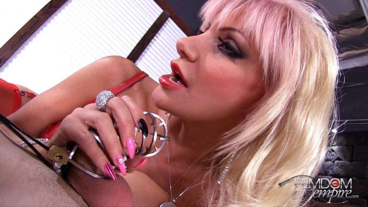 Femdom Empire - Mistress Mommy's Lock Up - Brittany Andrews