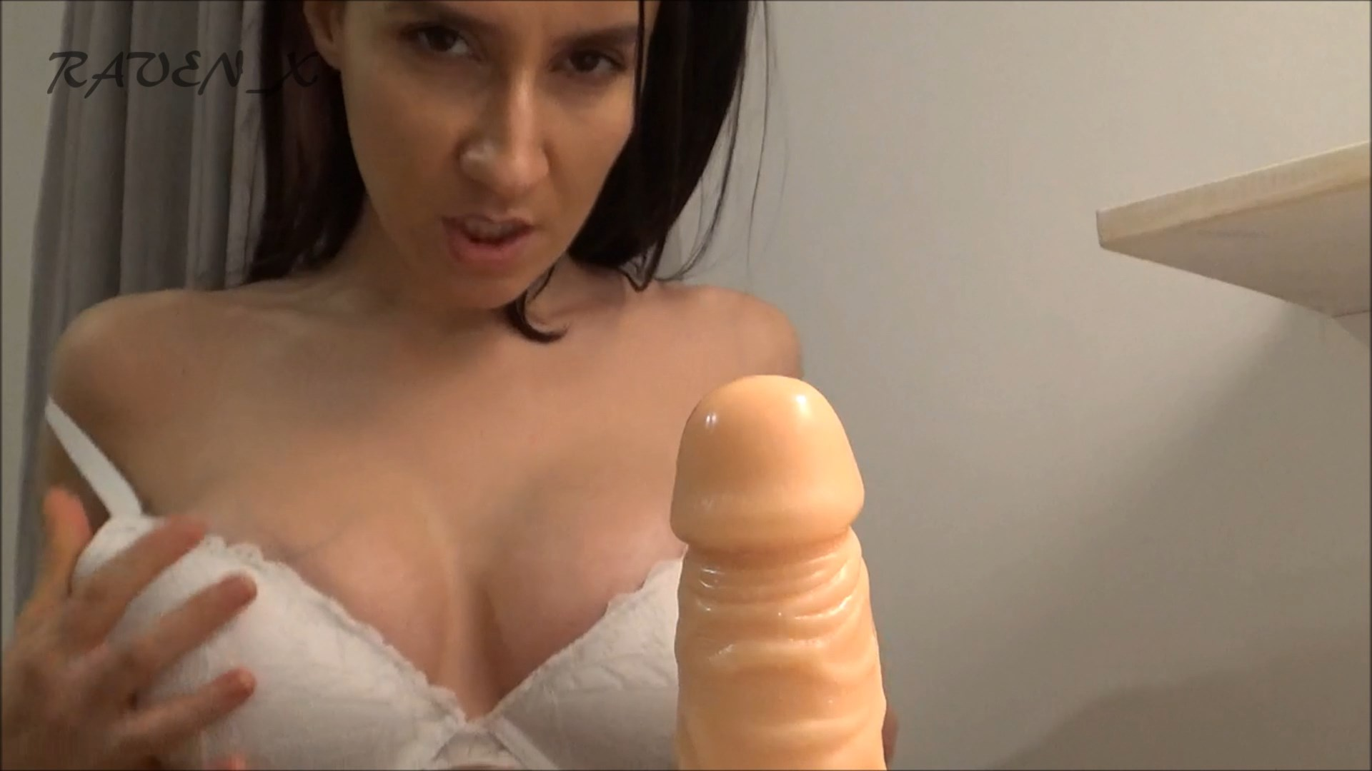 HORNY BOSS WANTS YOUR COCK HD (POV TABOO ROLE PLAY) - Raven