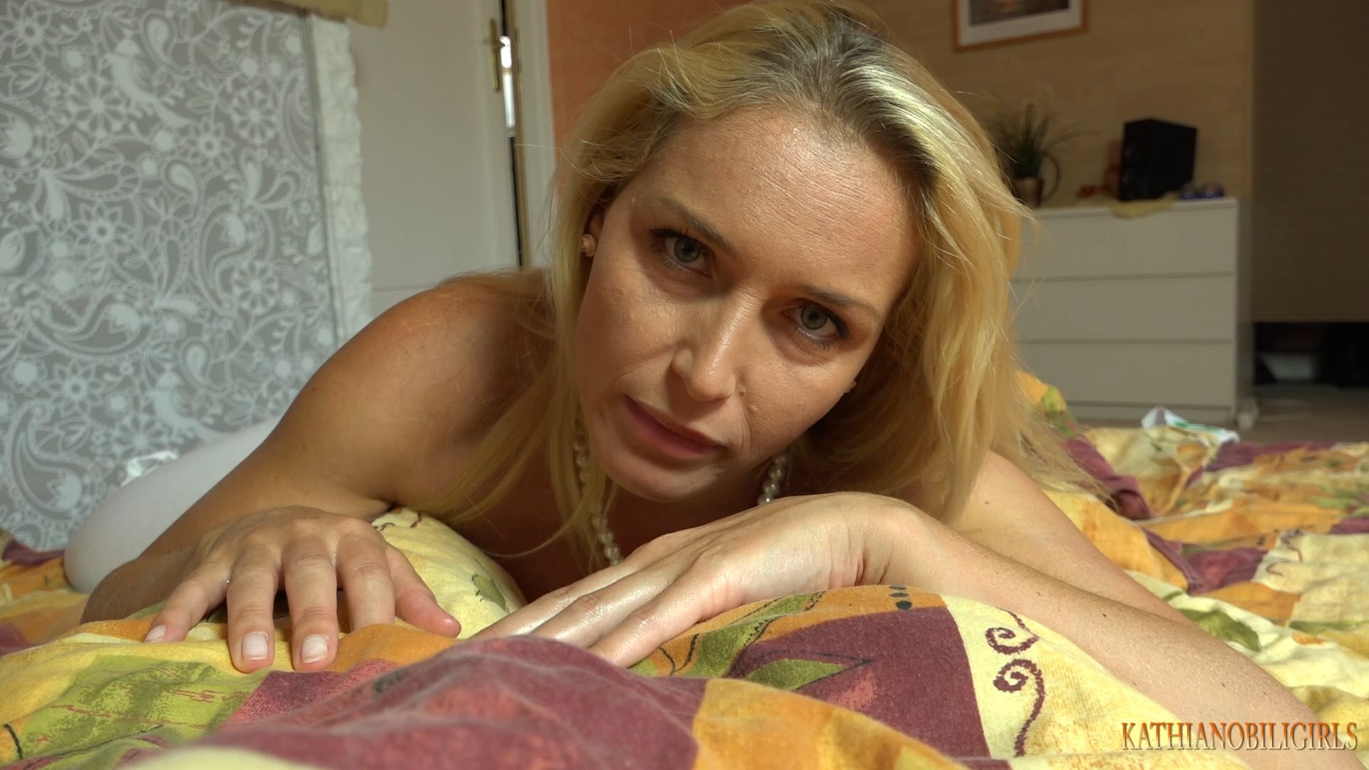 Rule is the rule! Your cum is only for your mom!!! - Kathia Nobili