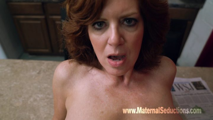 Maternal Seductions - Andi James in Mom Is All I Need - Mommy by Day