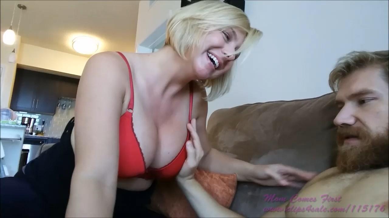 Mom Comes First - Mom Makes a Sex Tape - Brianna Beach