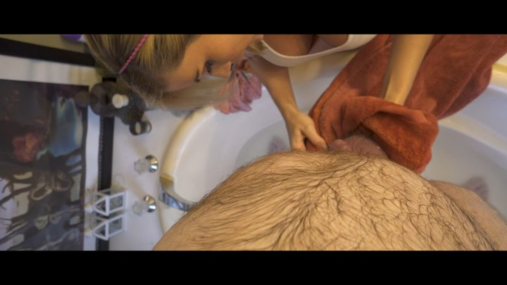 Mom Helps Hurt Son Bathe Part 1 - Coco Vandi