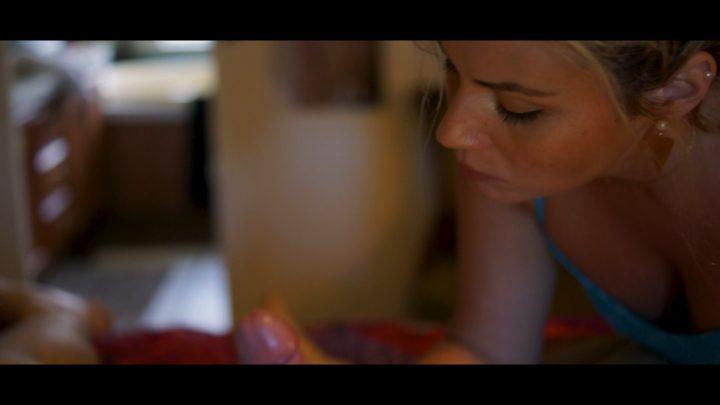 Mom Massages sore Son POV Part 2 – Coco Vandi