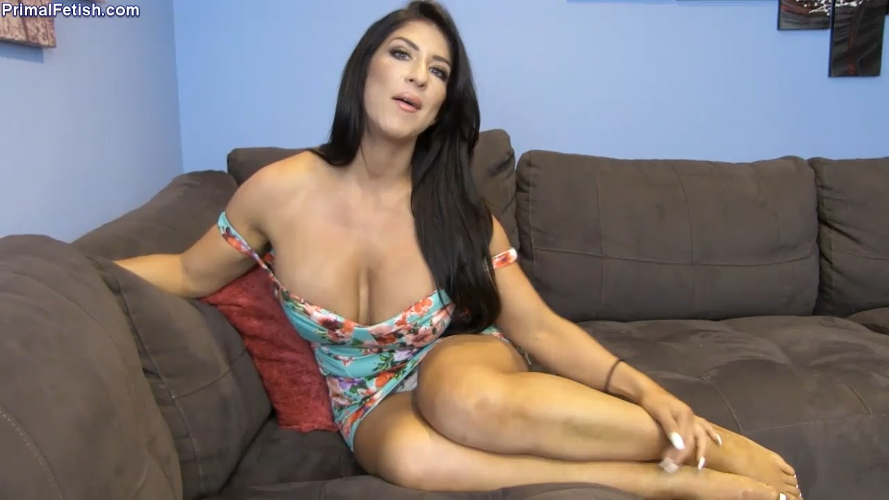 Primal Fetish - I Know You Love Mommys Tits - Raven Hart