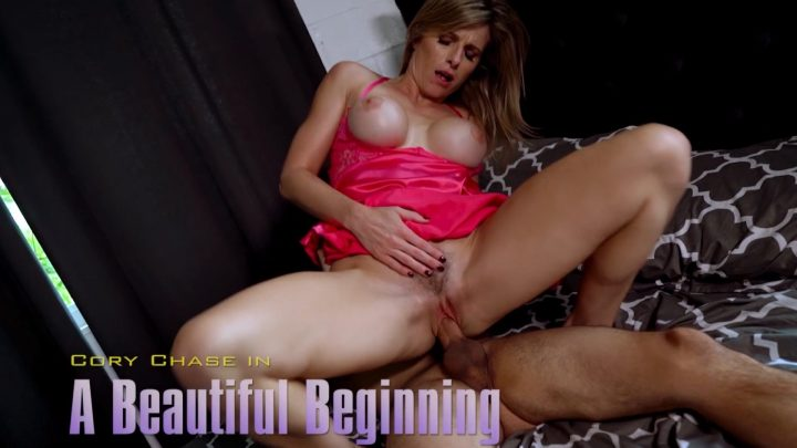 Taboo Heat - Cory Chase In A Beautiful Beginning - Scene One: Proud Mommy