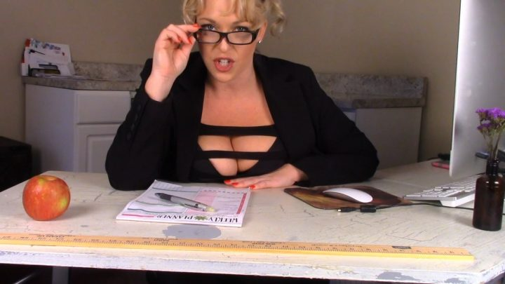 Teacher Holds You in Detention - Dirty Princess