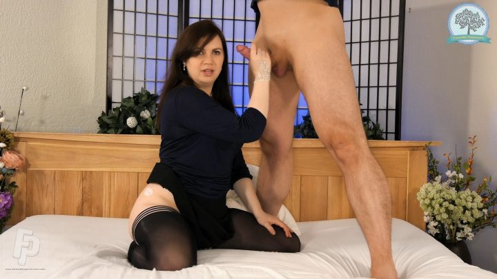 Forbidden Perversions - Mom's Video Message - Tammie Madison