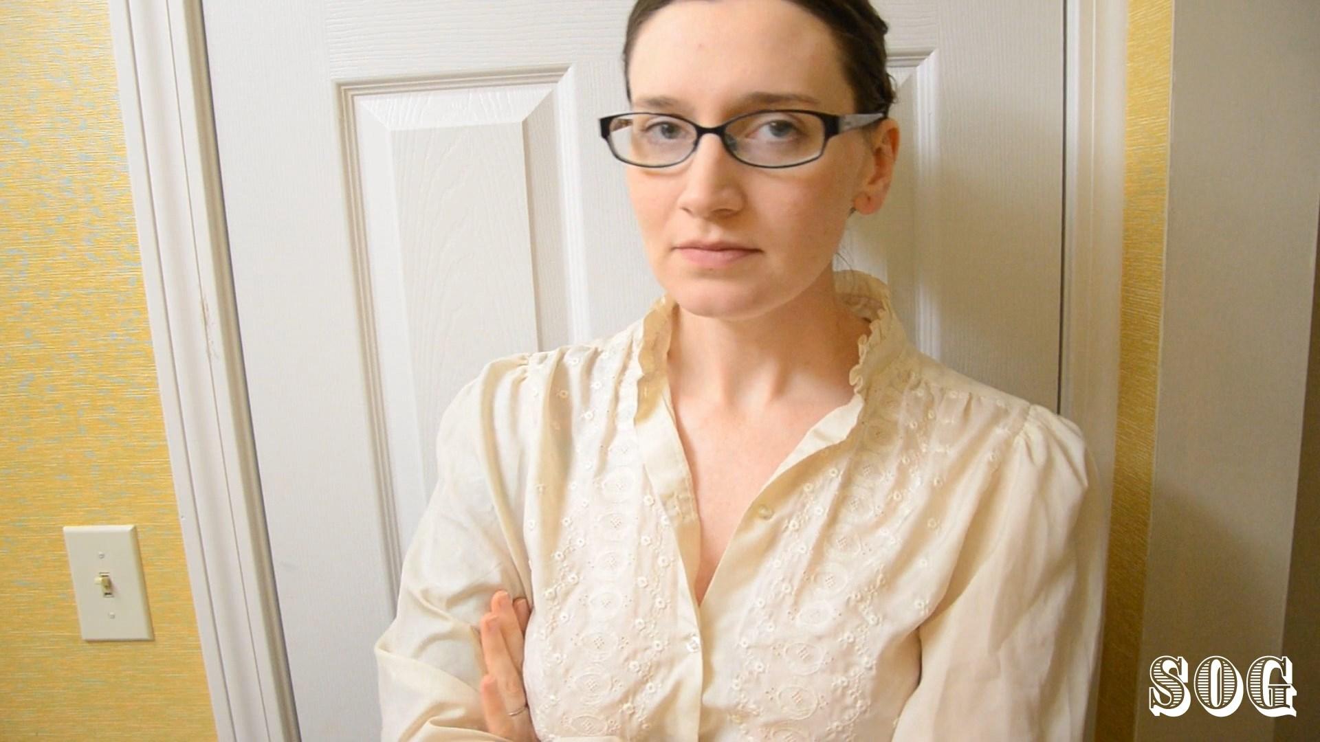 Fucking Teacher in the Closet (Stuck in the Closet with Teacher) - Bettie Bondage