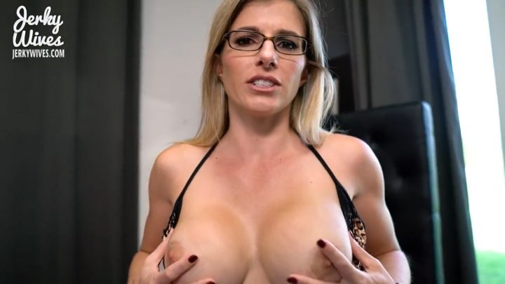 Jerky Wives – Cory Chase in Fucking My Son for the First Time