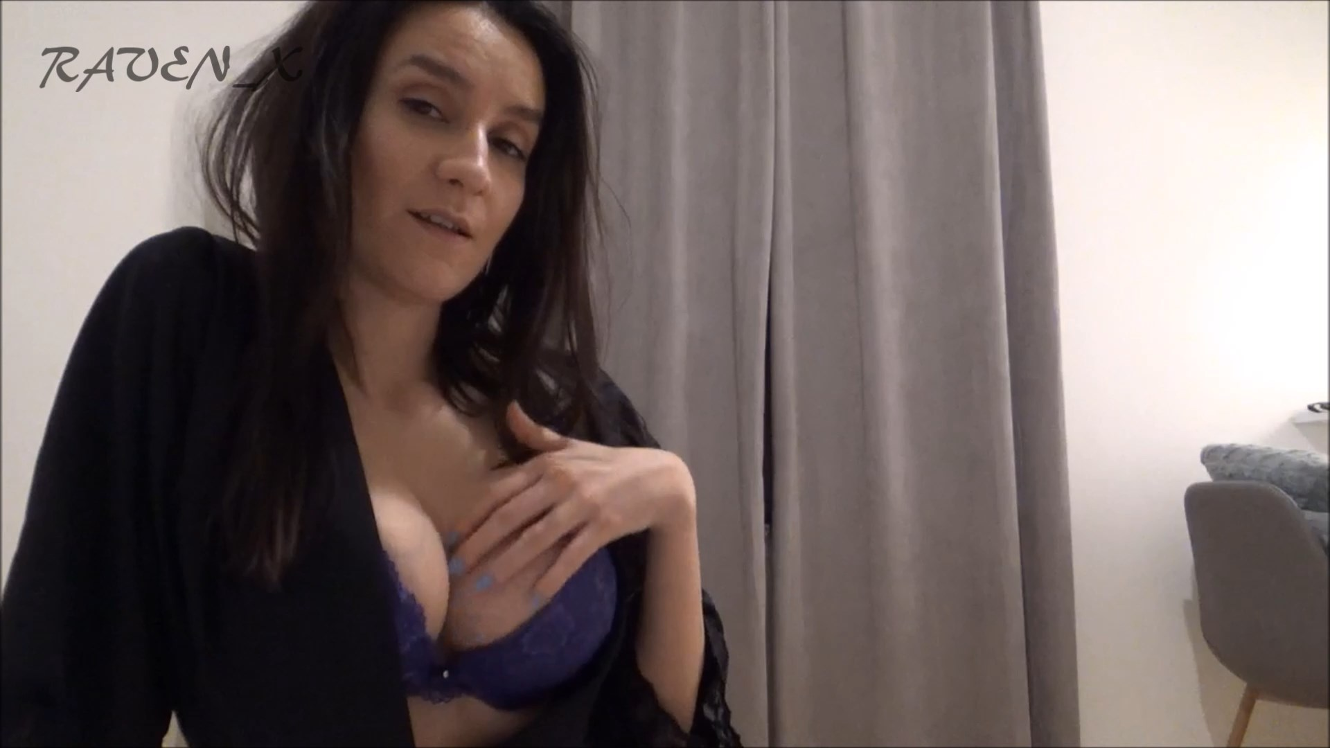 POSSESSIVE MOTHER WANTS YOU ALL TO HERSELF HD (POV TABOO ROLE PLAY) - Raven