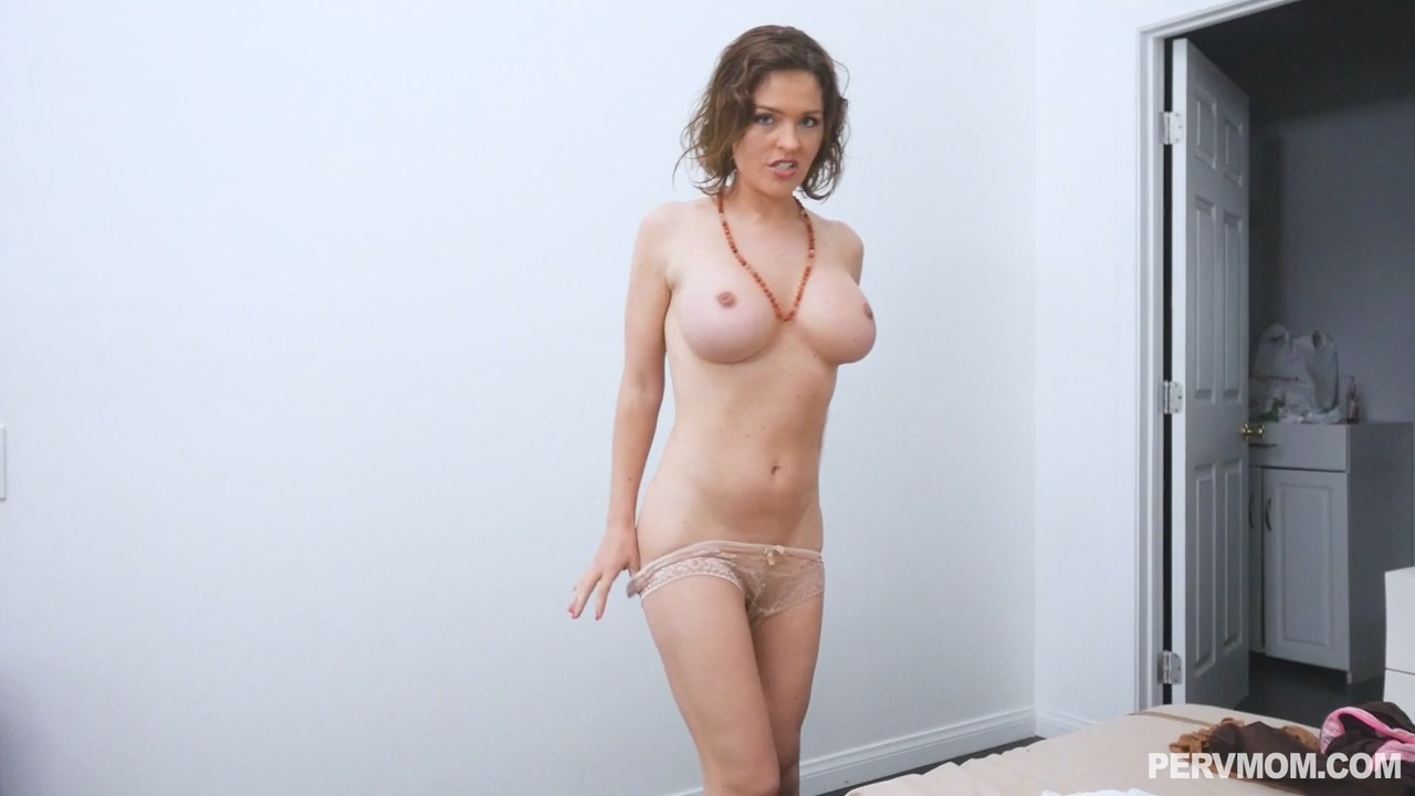 Perv Mom - Caught Spying On Stepmom - Krissy Lynn
