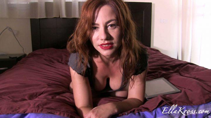 Watching Porn with My Son - Ella Kross