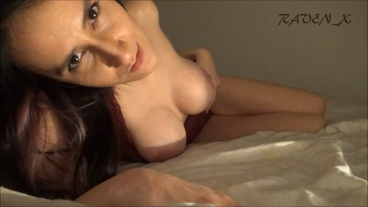 YOUR MOTHERS' TWIN SISTER HD (POV TABOO ROLE PLAY) – Raven