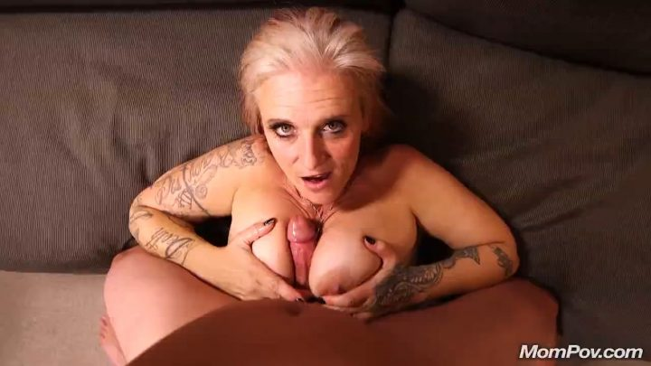 Mom Pov - Bad granny just got out of prison - Krystal