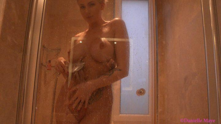 Mummy Shower Tease - Danielle Maye