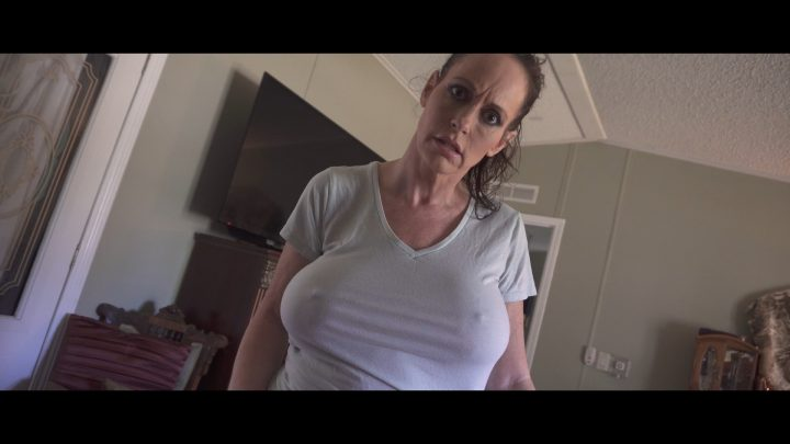 Step Mom Makes Son Cum Hard