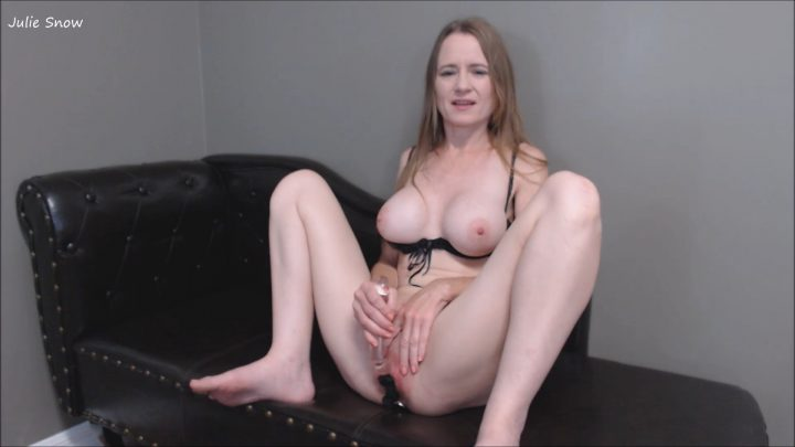 Your Panty Stuffing Stepmom - Julie Snow