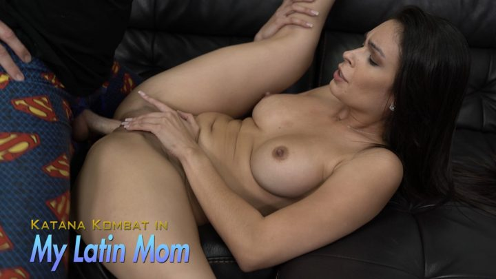 Jerky Wives – Katana Kombat in My Latin Mom