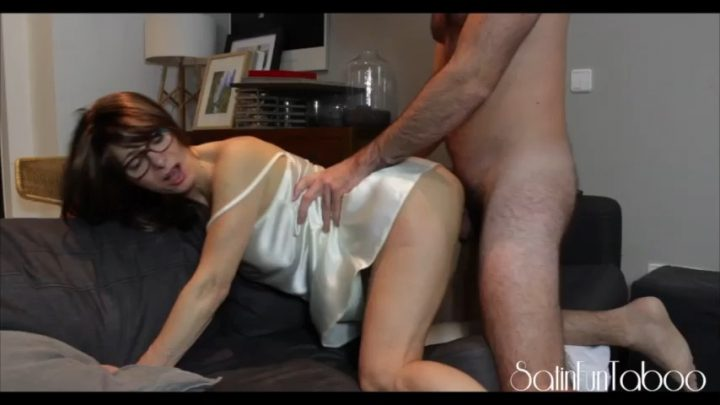 SATINFUN TABOO - MOM & SONs intimate moments X