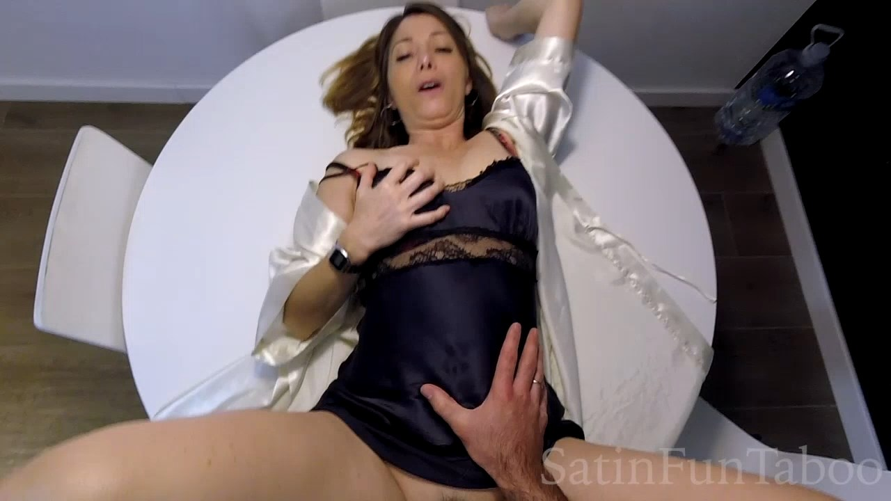 SATINFUN TABOO - Mother In law has one juicy pussy
