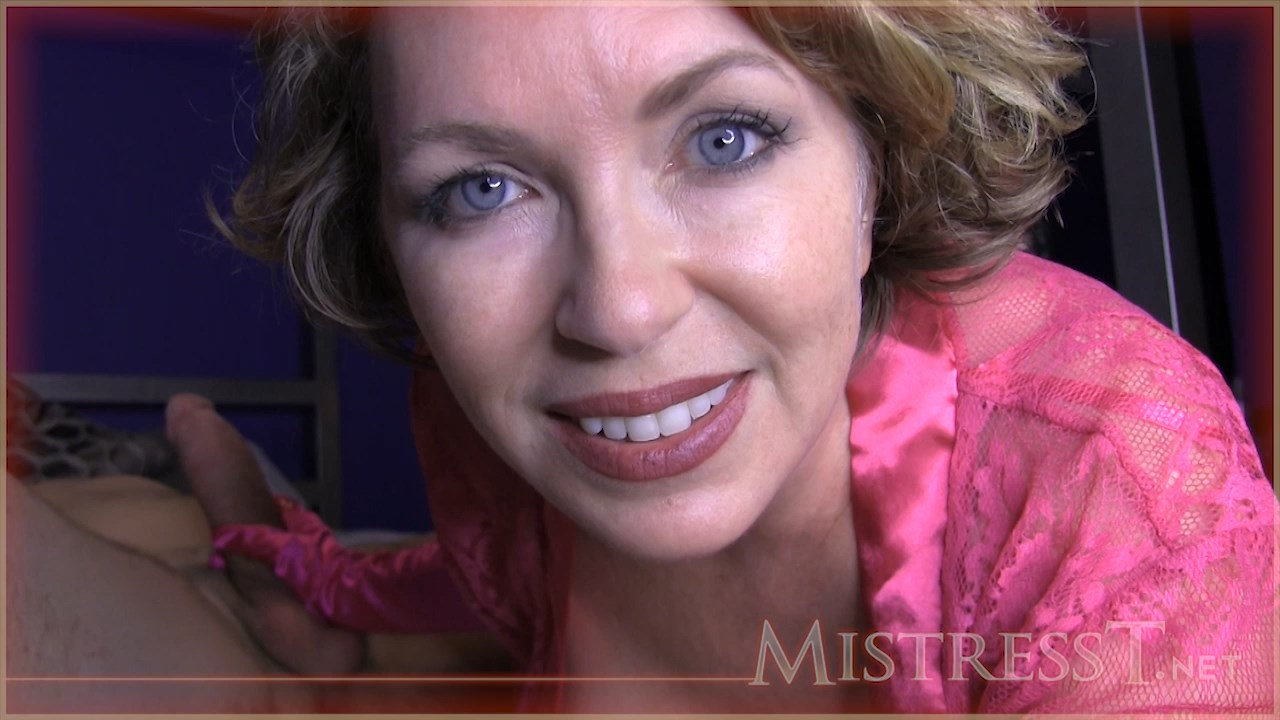 Evil Step MILF Cucks You With Your Friend - Mistress T