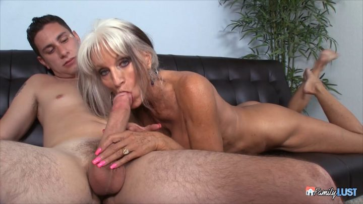 Family Lust – Grandma Knows Best – Sally D'Angelo