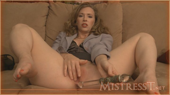 Help Mommy Relax – Mistress T