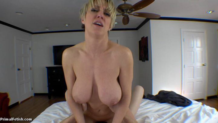 Primal's Taboo - The Talk POV Part Two - Dee Williams