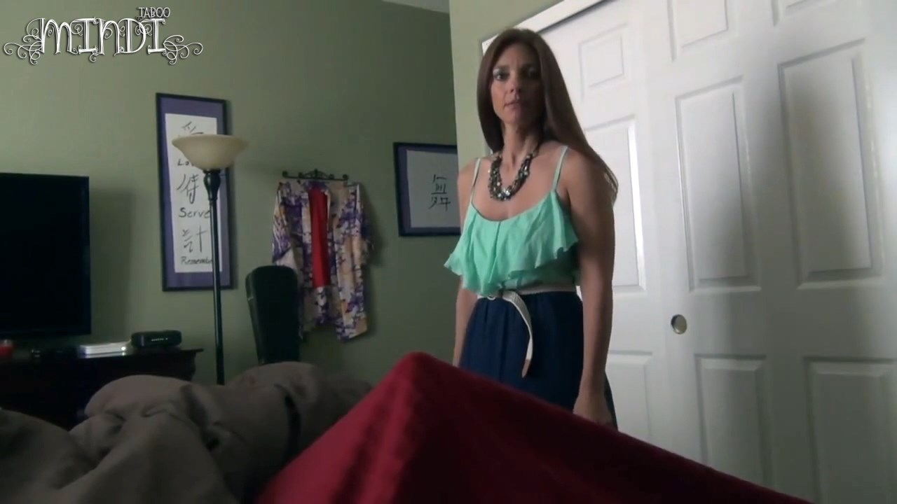 Step Mom Gives Early Morning Handjob - Mindi Mink