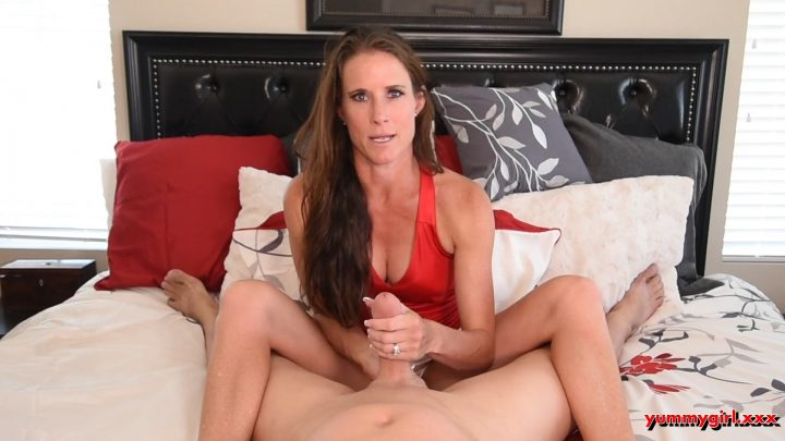Yummy Sofie – JOI Lesson #2 Step Mom Jack Off – Sofie Marie