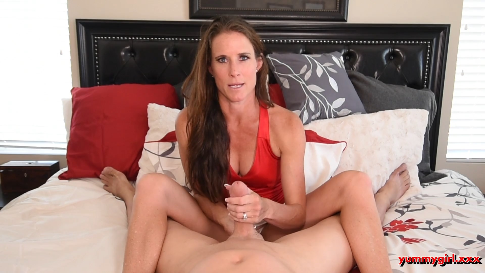 Yummy Sofie - JOI Lesson #2 Step Mom Jack Off - Sofie Marie