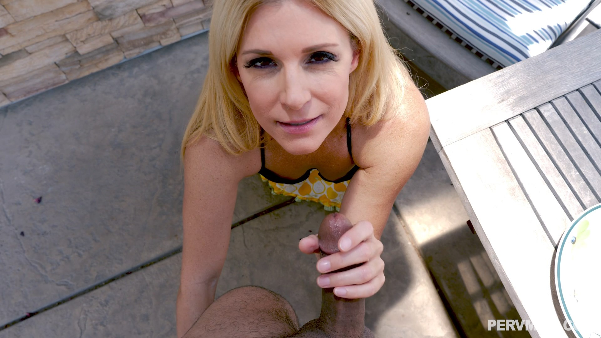 Perv Mom - Hot Dogs By The Handful - India Summer