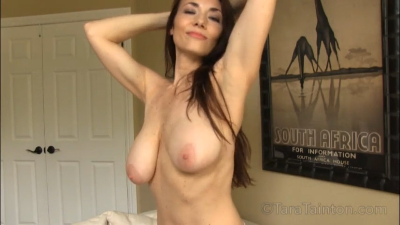 Tara Tainton - Droppin' These Big Ol' BODACIOUS Titty-Licious Breasts!