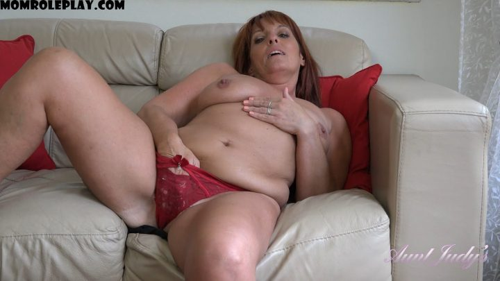 Hot Mature Solo Masturbation