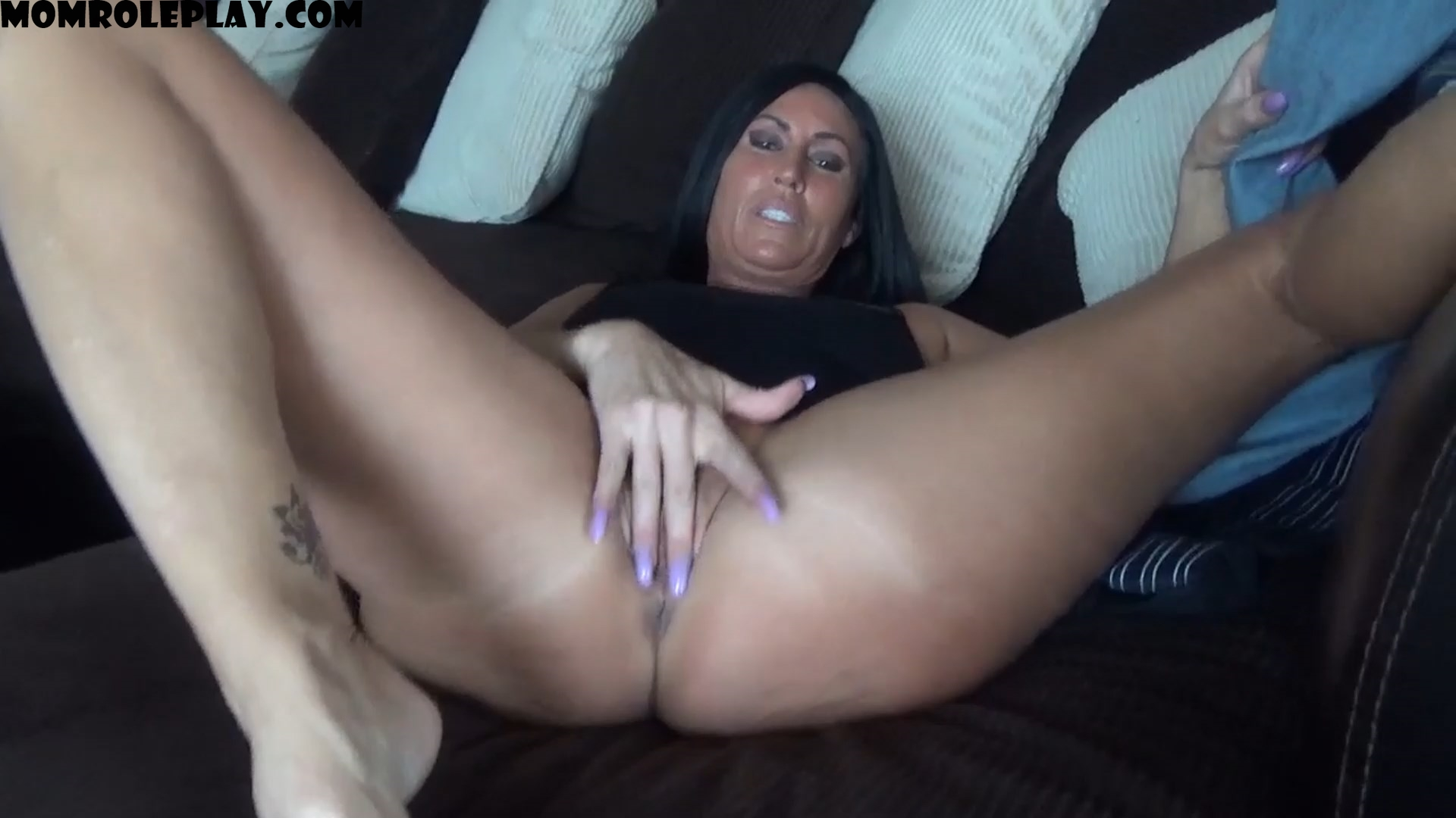 Katie71 - MILF Takes Son's Friend's Virginity 1080p