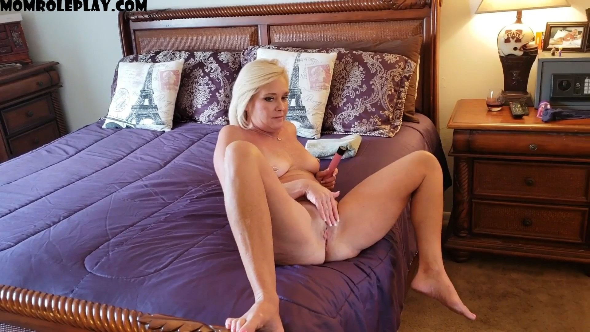 Ms Paris Rose - Mommy Son Anniversary 1080p