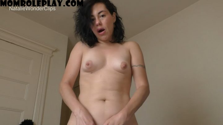 Natalie Wonder Clips - Let Mommy Be The First To Welcome You Into Puberty... 720p