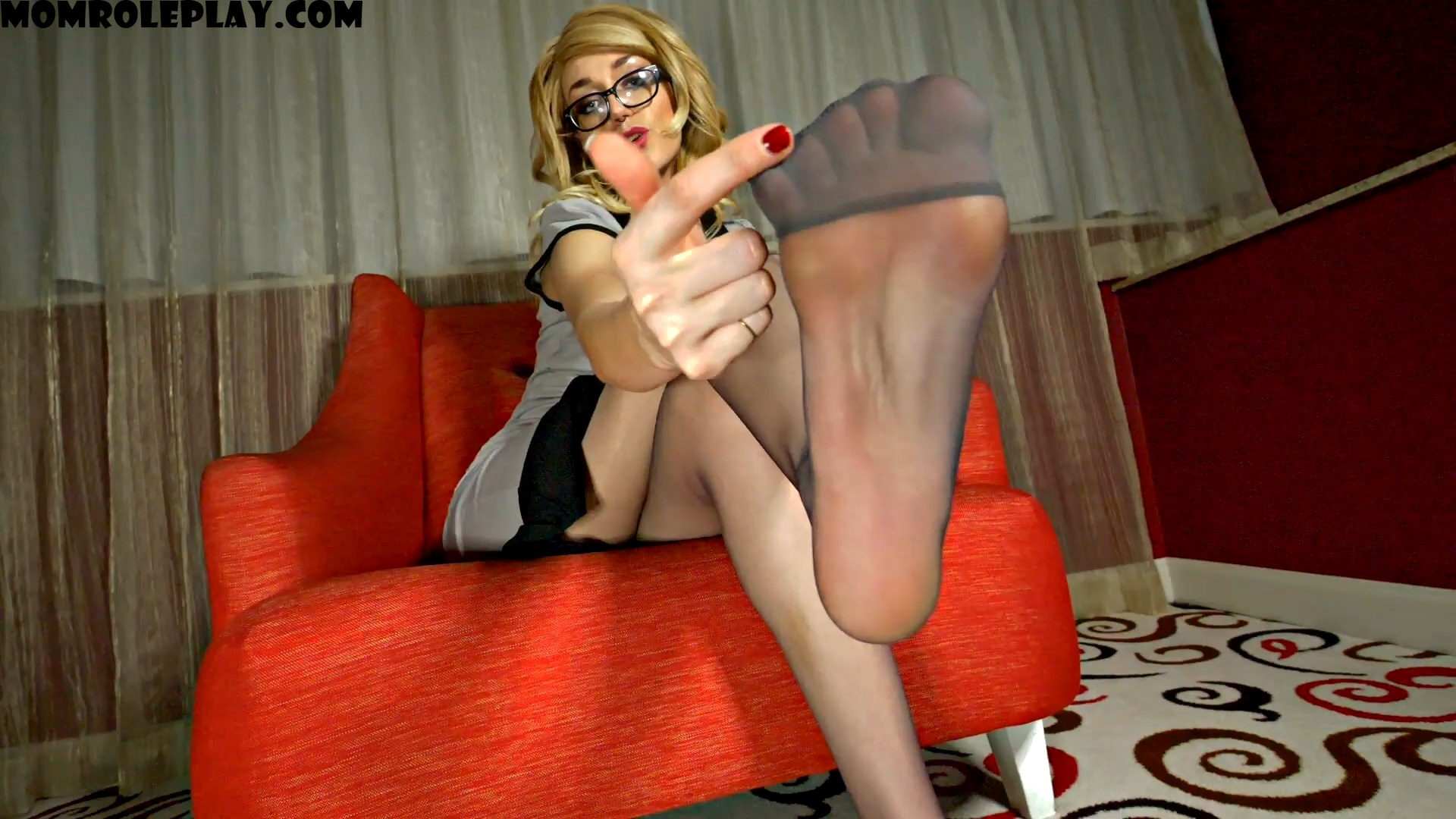 Perversion Productions - Stroke Lessons From Mommy - Feat. Sablique Von Lux