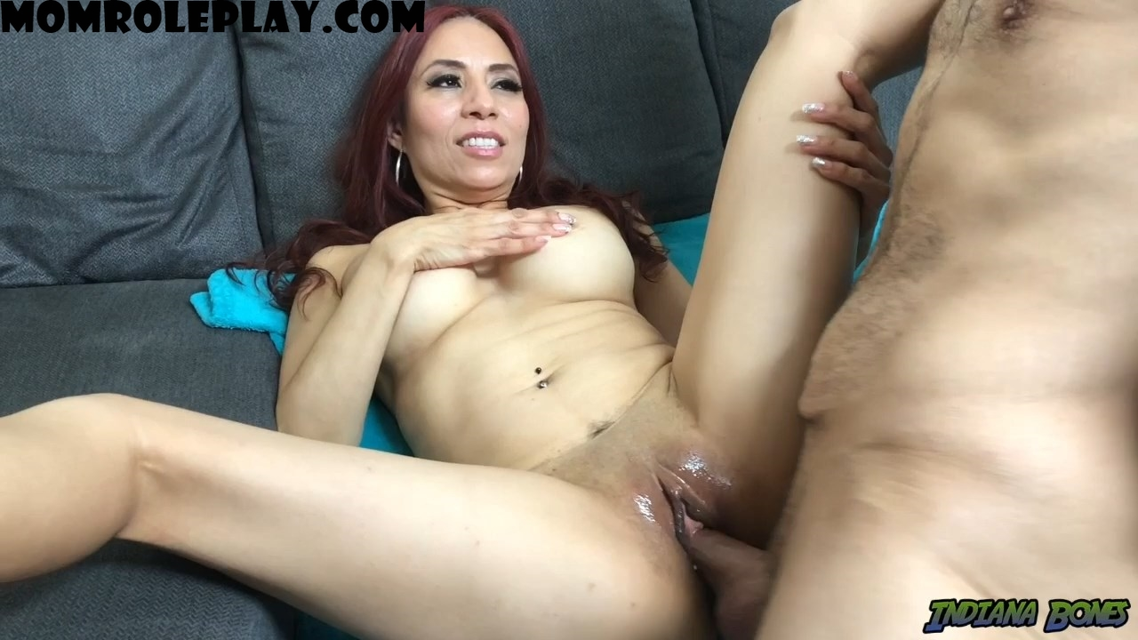 Indiana Bones Fucks Step Mom Claudia Fox 720