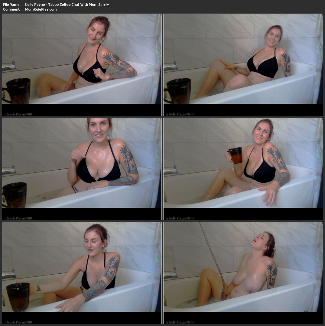 Kelly Payne - Taboo Coffee Chat With Mom 2