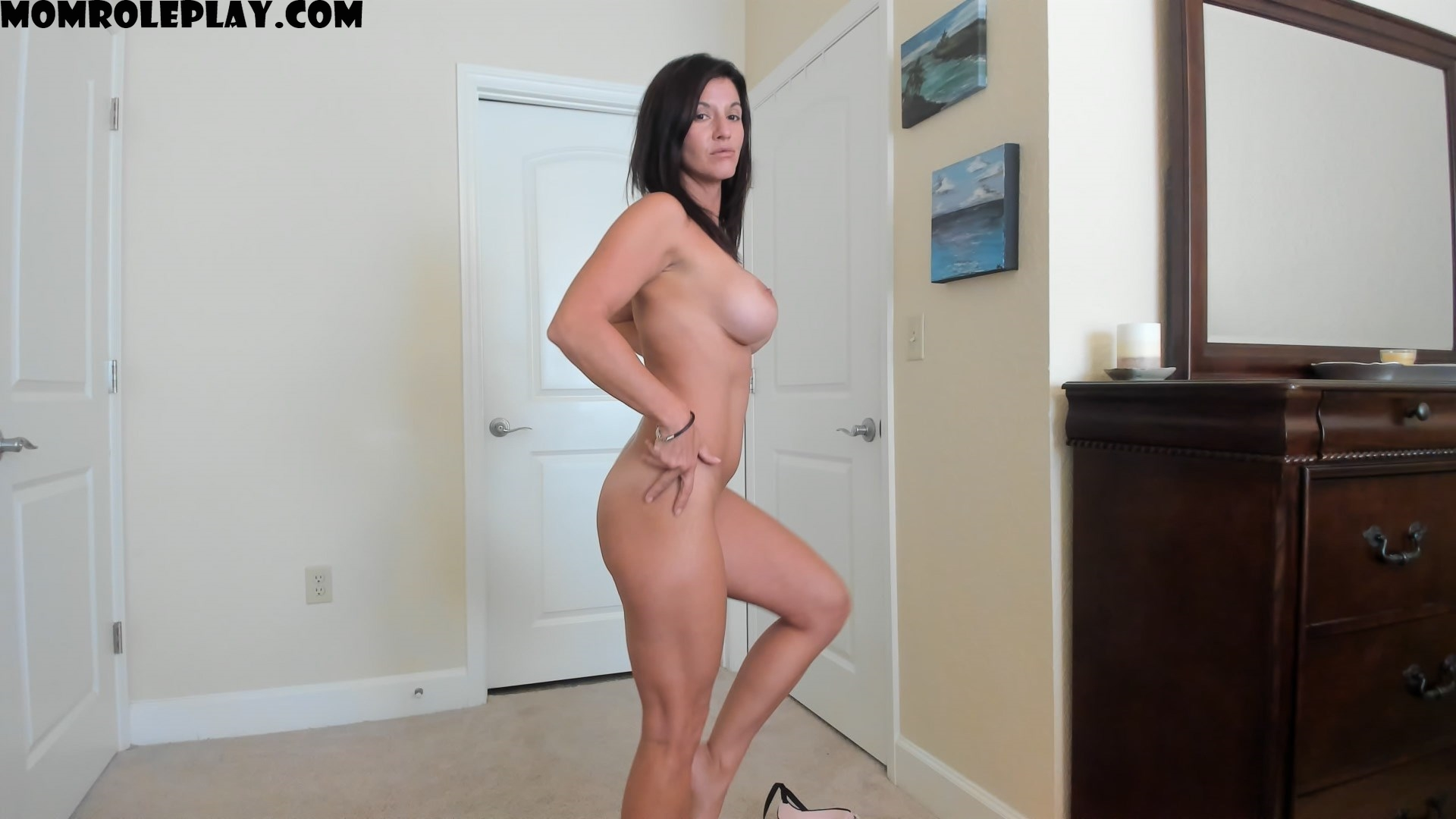 Sweet Kiss - stepmom