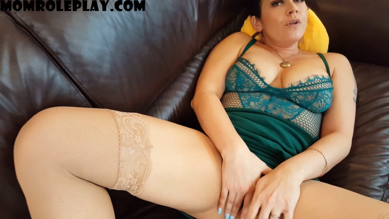 AniErotika - Milf reflects on fucking son & friends