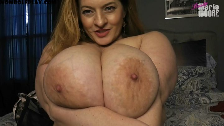 Busty Maria Moore – Slutty Stepmom