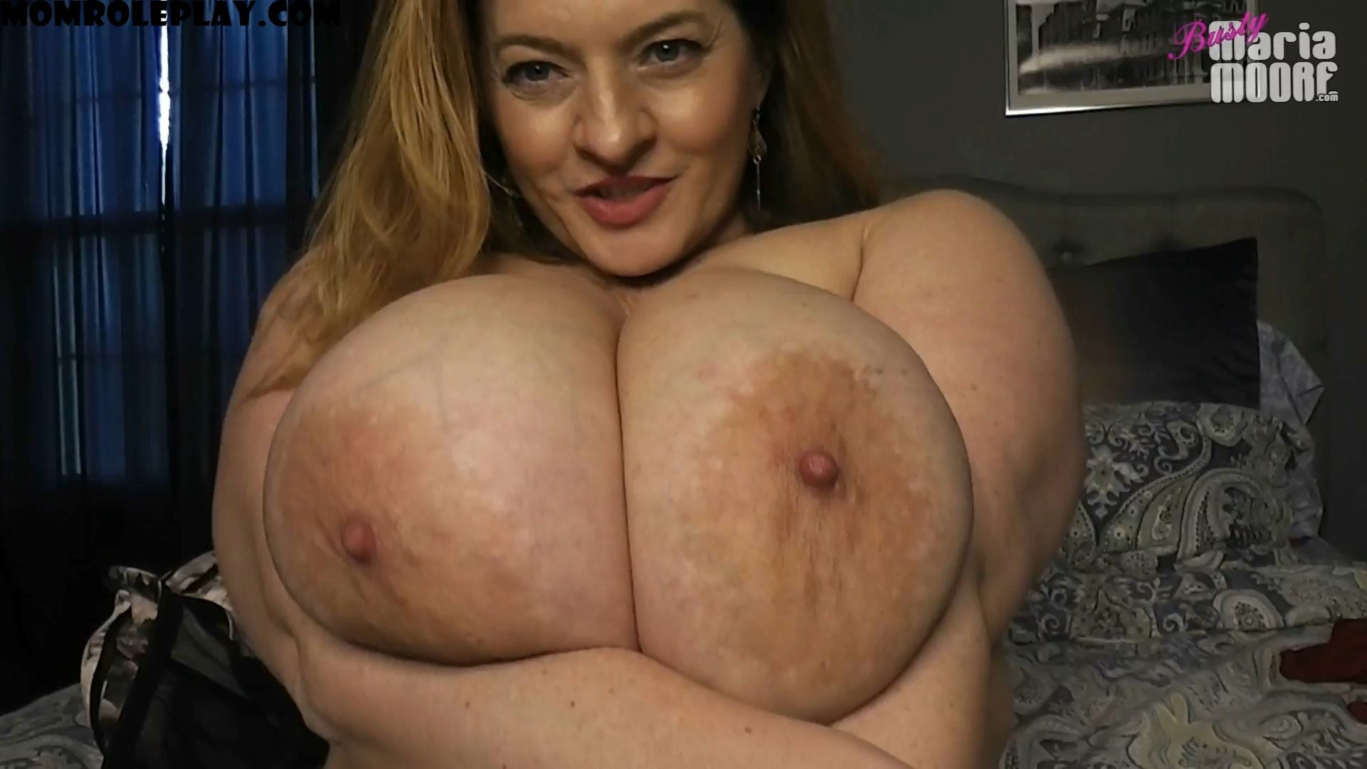 Busty Maria Moore - Slutty Stepmom
