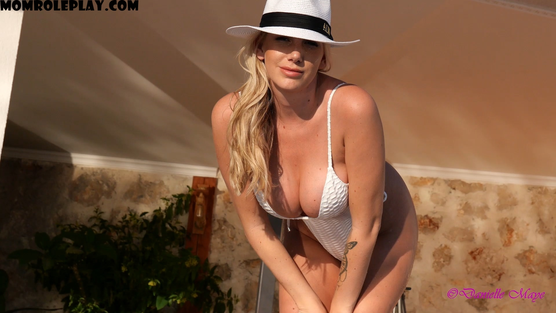 Danielle Maye - Mummies Holiday Titties