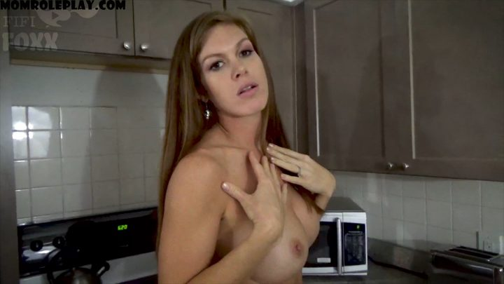 Big Natural Brunette Amateur