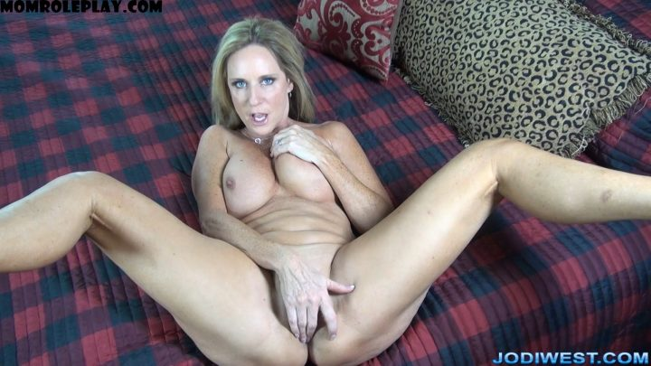 Jodi West Solo Masturbation