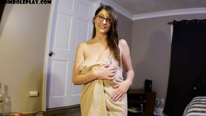 KCupQueen – Caught Spying on Mommy